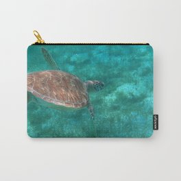 Turtle dive Carry-All Pouch