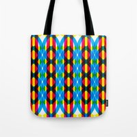 dna Tote Bags featuring DNA by dzynwrld