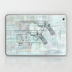Beaumont Revolver  Laptop & iPad Skin