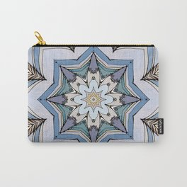 Blue star Carry-All Pouch