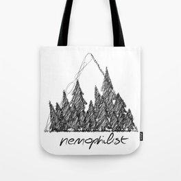 Nemophilist Tote Bag