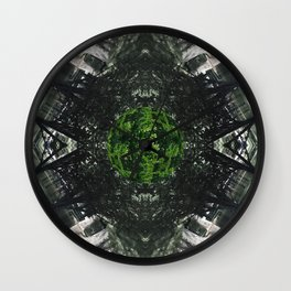Treetop Wall Clock