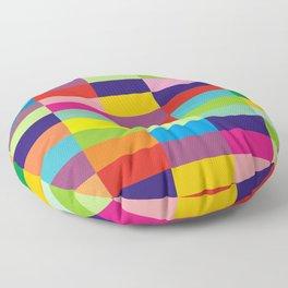 Color block no.3 Floor Pillow