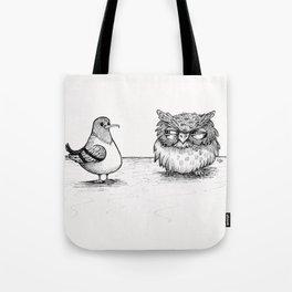 Such Disdain Tote Bag