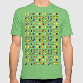 Coins, Boxes and Power ups, Oh my! T-shirt