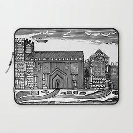 St Mary's Church, Whitby 1735 Laptop Sleeve