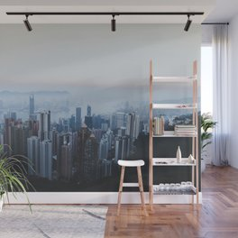 Hong Kong Wall Mural