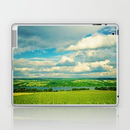 Seneca Lake Wine Road Laptop & iPad Skin