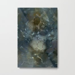 floating colors Metal Print