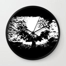 Dracula Wall Clock
