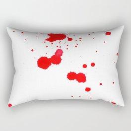 Hockey Night Rectangular Pillow