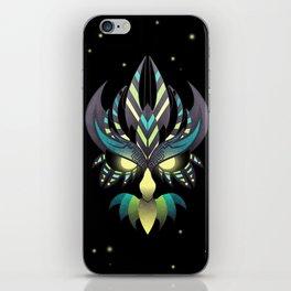 Aztec Owl iPhone Skin