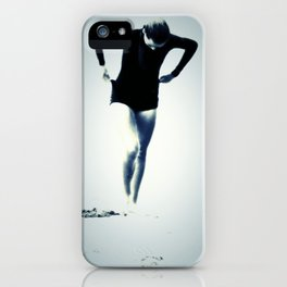 Woman Emerging iPhone Case