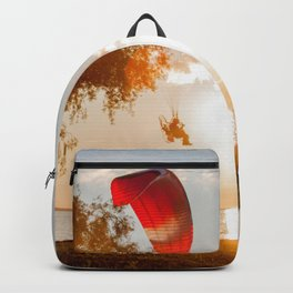Grand Escape on Summer Sunset Backpack