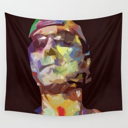 The Multi - Rapper Wall Tapestry