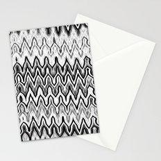 Missoni Style Mono Stationery Cards
