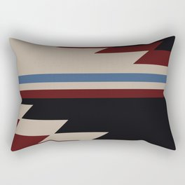 American Native Pattern No. 152 Rectangular Pillow