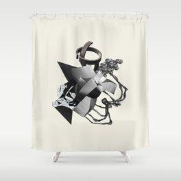 Bilbao - Archicity Shower Curtain