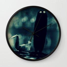 Gaper Wall Clock