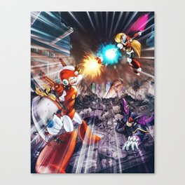 Zero Tolerance Canvas Print