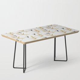 Hummingbird & Flower II Coffee Table