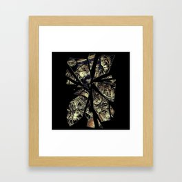 Maniacs Framed Art Print