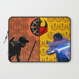 Allow the traitor! Laptop Sleeve