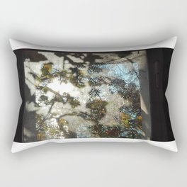 Last Day of Summer Rectangular Pillow