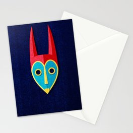 MASQUERADE / Africa 01 Stationery Cards