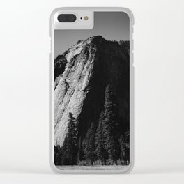 El Capitan III Clear iPhone Case