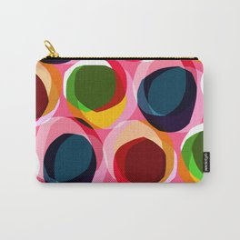 Circles - Sarah Bagshaw Carry-All Pouch
