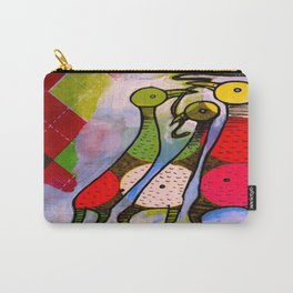 Birds #1 Carry-All Pouch