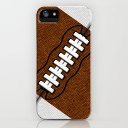 Fantasy Football Super Fan Touchdown iPhone Case