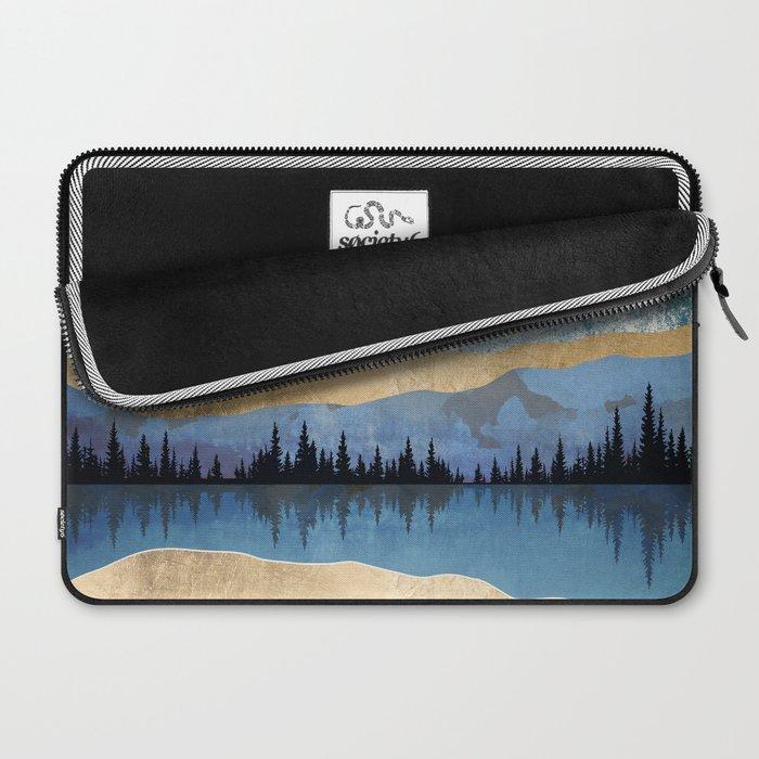 Midnight Lake Laptop Sleeve