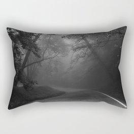 AROUND THE BEND Rectangular Pillow