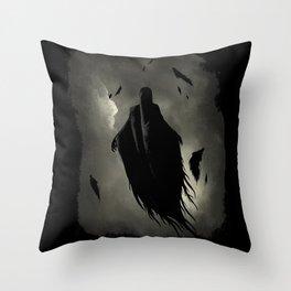 Dementors - HarryPotter | Painting Throw Pillow