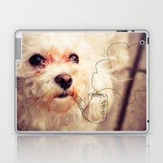 old dog Laptop & iPad Skin