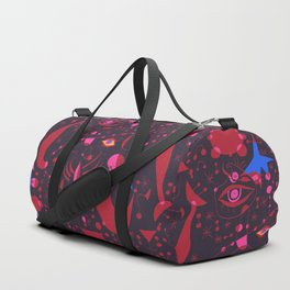 Joan Mirò Pattern #2 Duffle Bag