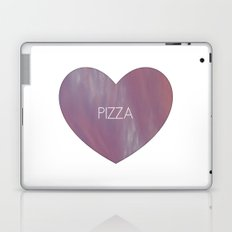 I HEART PIZZA Laptop & iPad Skin
