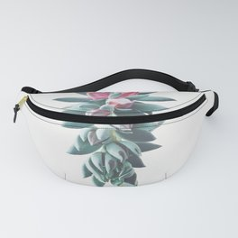 Flowering Succulent Fanny Pack