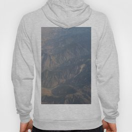 California USA Nature Mountains From above mountain Hoody