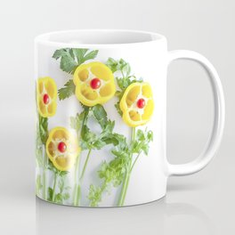 Peppers flower (35) Coffee Mug