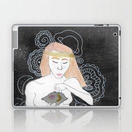 Galaxies Inside of Me Laptop & iPad Skin