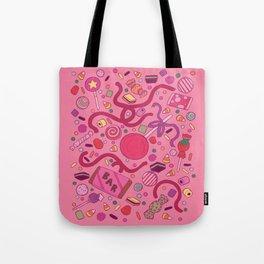 Candy Trick or Treat Bag Tote Bag