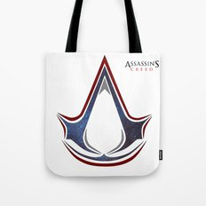 Assassins Creed - Space Tote Bag
