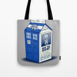 The Missing Silence Tote Bag