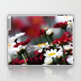 Blumenwiese Laptop & iPad Skin