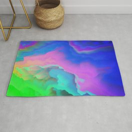 Color Clouds 001 Rug