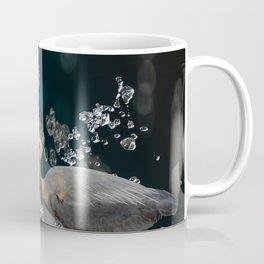 Great blue herons Coffee Mug