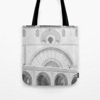 casablanca Tote Bags featuring Casablanca by LaCatrina.it